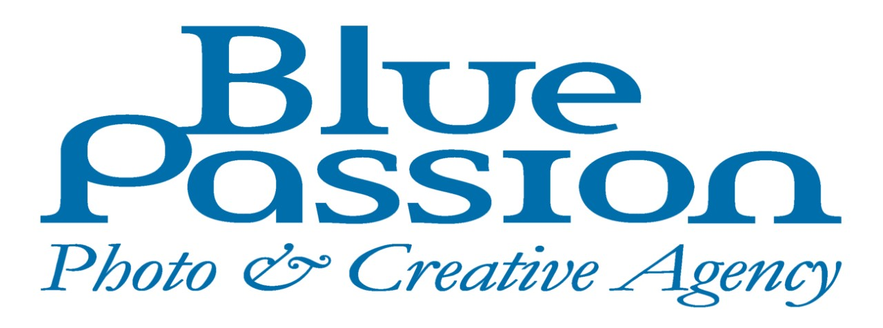 logo blue passion